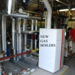 Our new Gas boilers