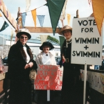Vote for Swimmin