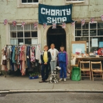 The old Charity shop