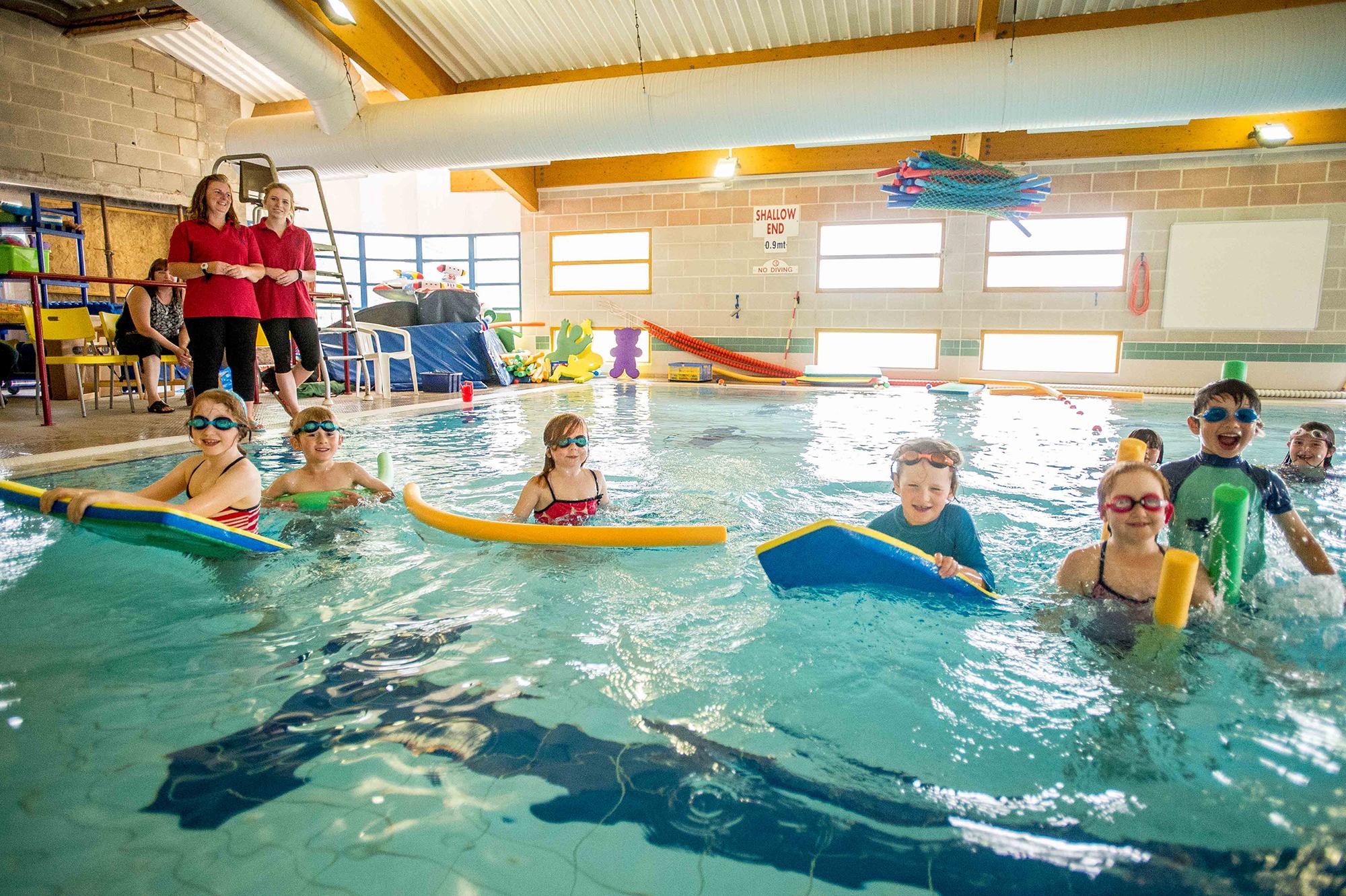 Fun Time Kirkcudbright Swimming Pool